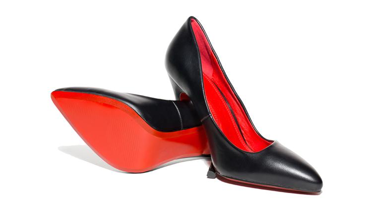 2019 Vergleich Schuhe Test roter Sohle mit 45LAR3j