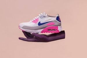 Schuh mit Abrollfunktion