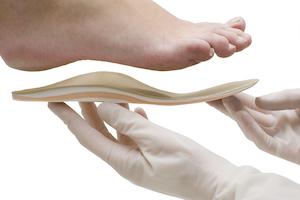 orthopädische Schuheinlage