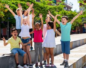 Turnschuhe mit Rollen sind vor allem bei Kindern und jungen Teenagern beliebt